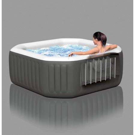 Intex-120-Bubble-Jets-4-Person-Octagonal-PureSpa-0-1