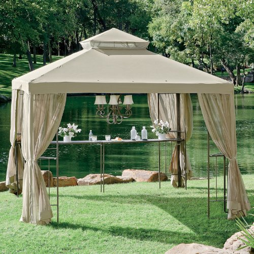 JCP-2011-Garden-Gazebo-Replacement-Canopy-0