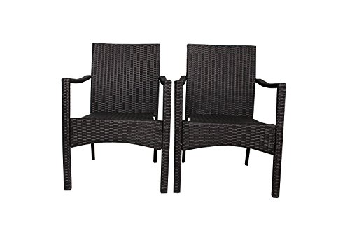 JETIME-Patio-Rattan-3PCS-Conversation-Chairs-and-Table-Set-Outdoor-Wicker-Furniture-Garden-Indoor-Brown-0-2