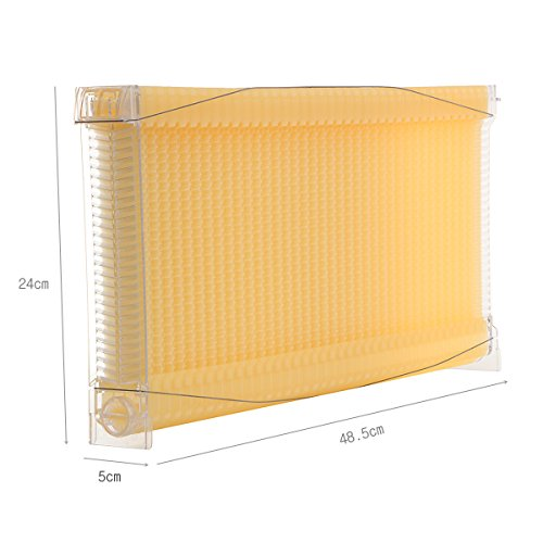 Janolia-1-Pcs-Beehive-Frame-Automatic-Flow-of-Honey-Beekeeping-Frame-with-Glass-Tube-0-0