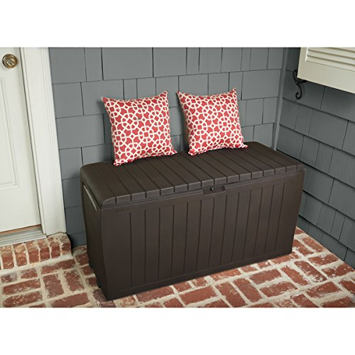 Keter-Marvel-Plus-All-Weather-IndoorOutdoor-Brown-Storage-Bench-4590L-x-1560W-x-2240H-0-0
