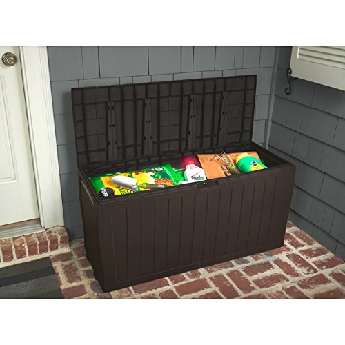 Keter-Marvel-Plus-All-Weather-IndoorOutdoor-Brown-Storage-Bench-4590L-x-1560W-x-2240H-0-1