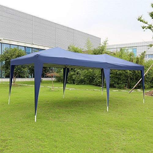 Kinbor-10×20-Outdoor-Gazebo-Canopy-Party-Wedding-Tent-for-Commercial-Activity-Pavilion-BBQ-Beach-Car-Shelter-0-0