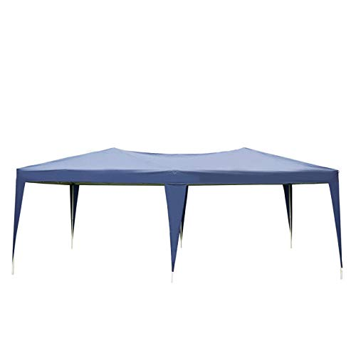 Kinbor-10×20-Outdoor-Gazebo-Canopy-Party-Wedding-Tent-for-Commercial-Activity-Pavilion-BBQ-Beach-Car-Shelter-0