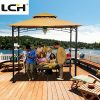 LCH-8-x-5-ft-Grill-Gazebo-Patio-BBQ-Shelter-Outdoor-Barbecue-Double-Tier-Soft-Top-Canopy-Beige-0-0