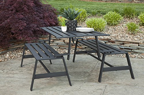 Liberty-Garden-Patio-SB-PBT-Cameron-Convertible-Bench-Black-0-2