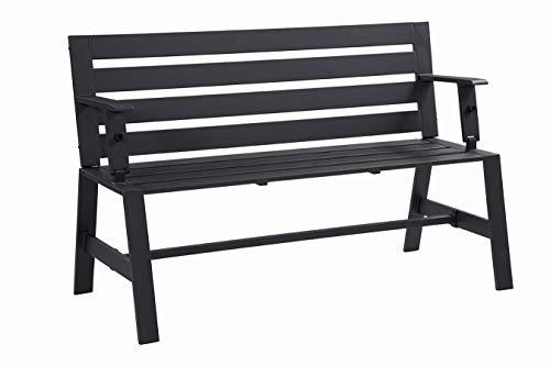 Liberty-Garden-Patio-SB-PBT-Cameron-Convertible-Bench-Black-0