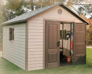 Lifetime-6433-Outdoor-Storage-Shed-with-Windows-11-by-11-Feet-0
