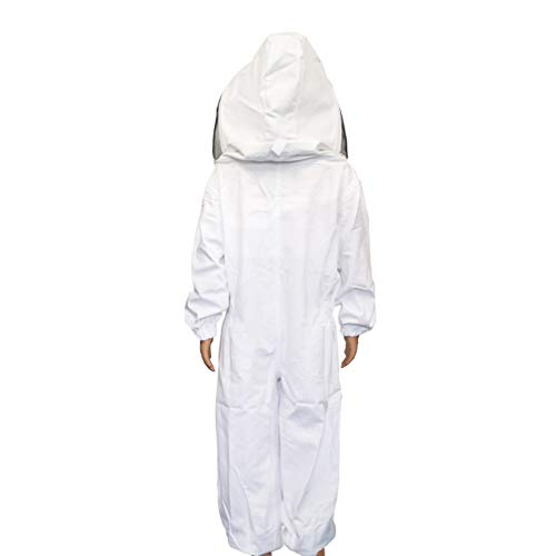 Luwint-Kids-Full-Body-Ventilated-Beekeeping-Suits-Camo-Cotton-Beekeeper-Suit-Self-Supporting-Fencing-Veil-Hood-0-0