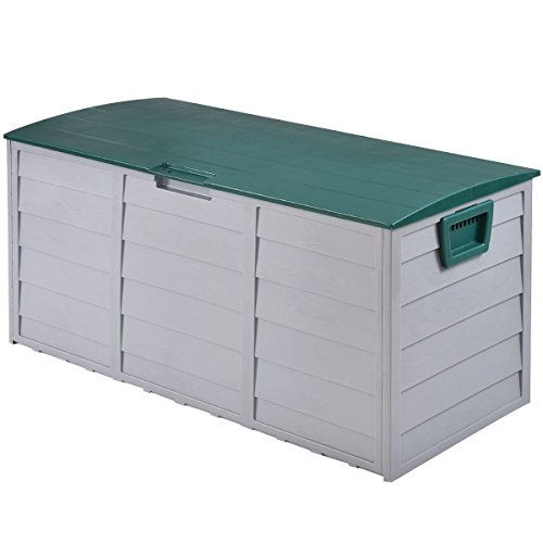 MD-Group-Outdoor-Box-Plastic-Storage-Waterproof-Container-Bench-Case-70-Gallon-Durable-Lockable-Lid-0-1