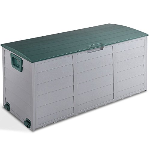 MD-Group-Outdoor-Box-Plastic-Storage-Waterproof-Container-Bench-Case-70-Gallon-Durable-Lockable-Lid-0