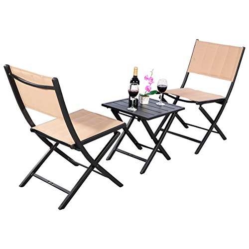 MRT-SUPPLY-3PCS-Furniture-Outdoor-Patio-Folding-Square-Table-Chairs-Set-Bistro-Garden-with-Ebook-0-0