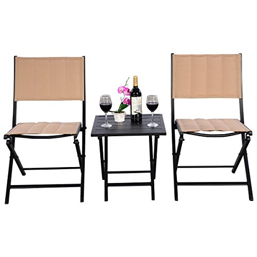 MRT-SUPPLY-3PCS-Furniture-Outdoor-Patio-Folding-Square-Table-Chairs-Set-Bistro-Garden-with-Ebook-0-1