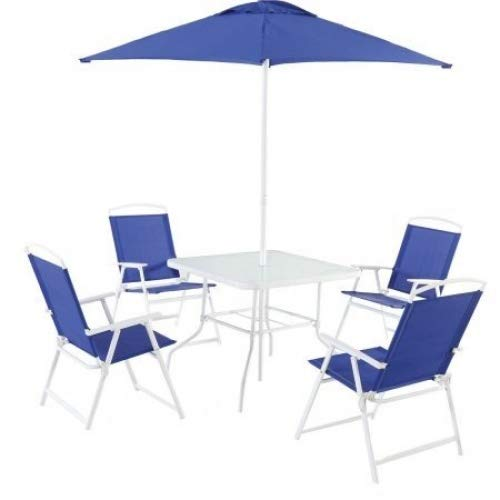 Mainstays-Albany-Lane-6-Piece-Folding-Seating-Set-Blue-0-1