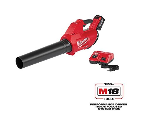 Milwaukee-2728-21HD-M18-FUEL-100-MPH-450-CFM-18-Volt-Lithium-ion-Brushless-Cordless-Handheld-Blower-Kit-with-90-Battery-0