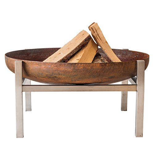 Modern-Outdoor-Patio-Rust-Stainless-Steel-Fire-Pit-PARNIDIS-Large-0
