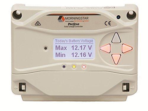 MorningStar-ProStar-PS-15M-Solar-Panel-Battery-Charge-Controller-w-Meter-1224V-0