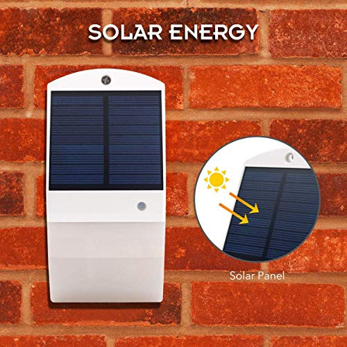 NULED-Solar-LED-Night-Light-Solar-Powered-Lithium-Battery-No-Wiring-PIR-180-Degree-Motion-Sensor-25-LEDs-IP65-Waterproof-Landscape-Security-Light-for-Outdoor-Backyard-Driveway-Garden-Front-Door-0-0