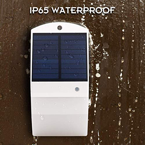 NULED-Solar-LED-Night-Light-Solar-Powered-Lithium-Battery-No-Wiring-PIR-180-Degree-Motion-Sensor-25-LEDs-IP65-Waterproof-Landscape-Security-Light-for-Outdoor-Backyard-Driveway-Garden-Front-Door-0-1