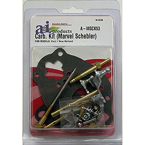 New-Complete-Carburetor-Kit-MSCK53-Fits-FD-2N-9N-0