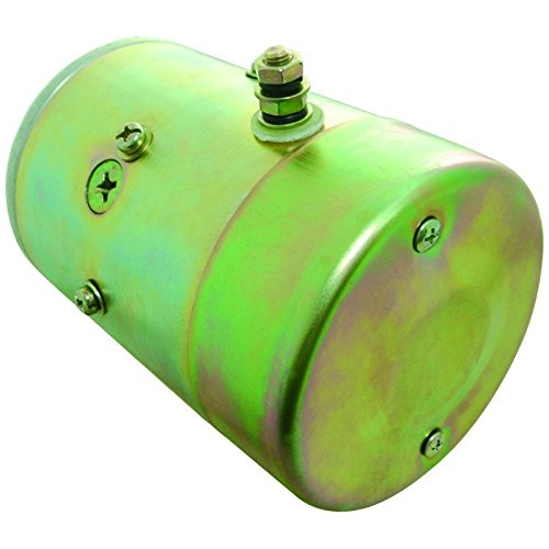 New-Pump-Motor-12-Volt-Slot-Type-Shaft-Replaces-W-1712-WESTERN-MOTORS-SERVICE-0-0
