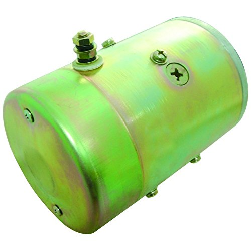 New-Pump-Motor-12-Volt-Slot-Type-Shaft-Replaces-W-1712-WESTERN-MOTORS-SERVICE-0-1