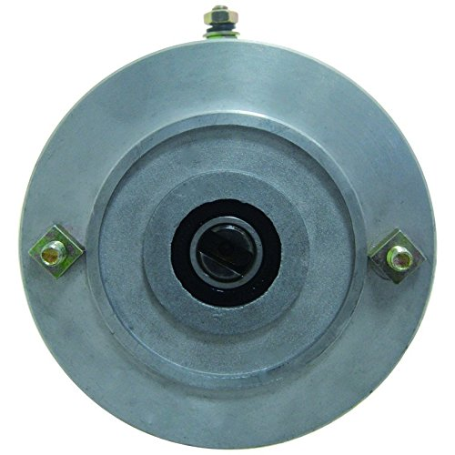 New-Pump-Motor-12-Volt-Slot-Type-Shaft-Replaces-W-1712-WESTERN-MOTORS-SERVICE-0-2