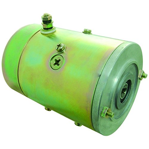 New-Pump-Motor-12-Volt-Slot-Type-Shaft-Replaces-W-1712-WESTERN-MOTORS-SERVICE-0