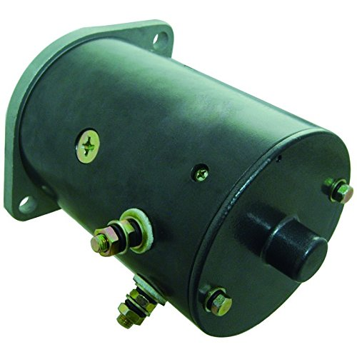 New-Snow-Plow-Motor-Western-46-2473-46-2584-46-3618-Double-Ball-Bearing-Design-0-0