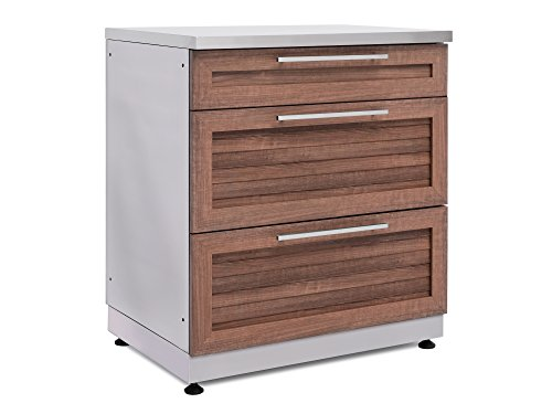 NewAge-65602-NewPage-Products-32-3-Drawer-in-Stainless-Steel-Grove-Outdoor-Kitchen-Cabinet-0-0-0