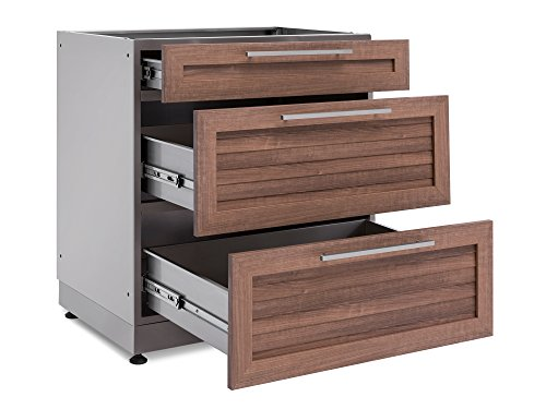 NewAge-65602-NewPage-Products-32-3-Drawer-in-Stainless-Steel-Grove-Outdoor-Kitchen-Cabinet-0-0-2