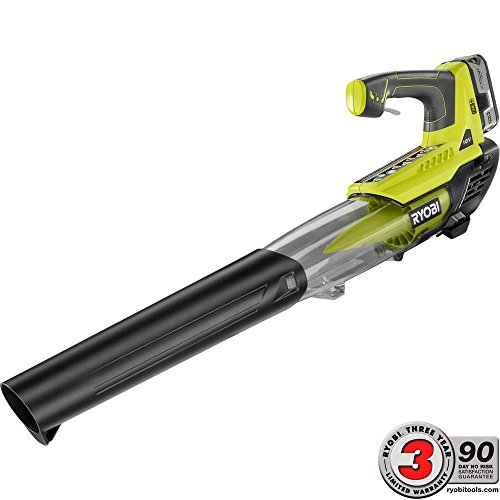 ONE-100-MPH-280-CFM-Variable-Speed-18-Volt-Lithium-Ion-Cordless-Jet-Fan-Leaf-Blower-4Ah-Battery-and-Charger-Included-0