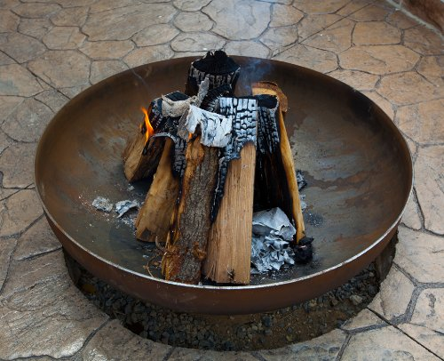 Ohio-Flame-42in-Diameter-Fire-Pit-in-Natural-Steel-Finish-0-0