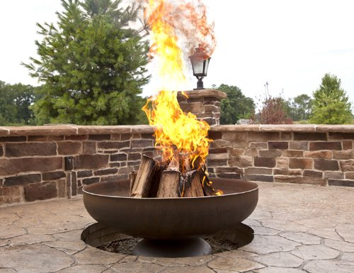 Ohio-Flame-42in-Diameter-Fire-Pit-in-Natural-Steel-Finish-0