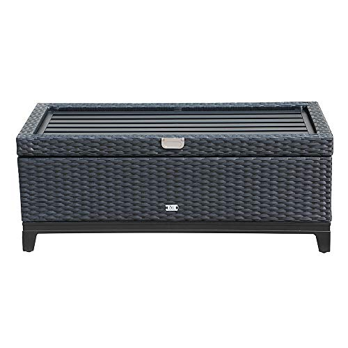 Orange-Casual-Outdoor-3-in-1-Resin-Wicker-Storage-Bench-Box-Seat-Cushion-Aluminum-Frame-0-1