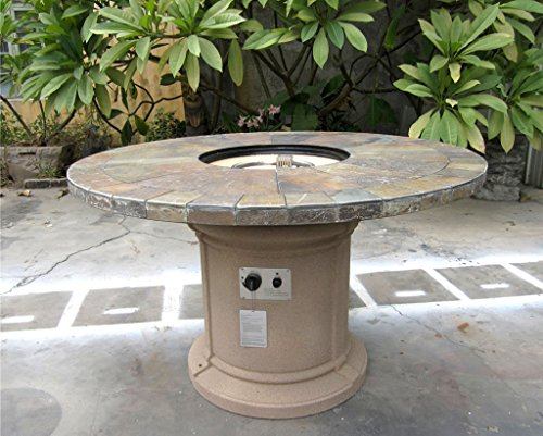Outdoor-Slate-Fire-Pit-Outdoor-Dining-Table-Propane-Firepit-0-2