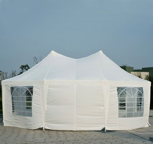 Outsunny-22-x-16-Large-Octagon-8-Wall-Party-Canopy-Gazebo-Tent-White-0-1
