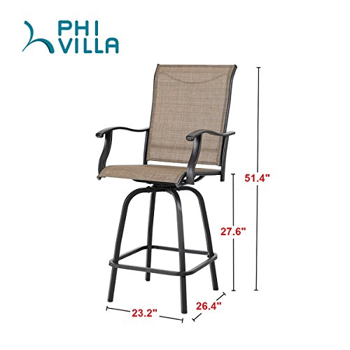 PHI-VILLA-3-PC-Swivel-Bar-Stools-Set-Bar-Height-Bistro-Sets-0-2