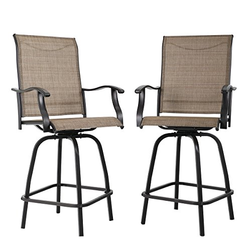 PHI-VILLA-3-PC-Swivel-Bar-Stools-Set-Bar-Height-Bistro-Sets-0