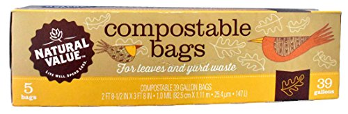 Pack-of-3-Natural-Value-Compostable-Yard-Bags-39-Gallon-5-Bags-0