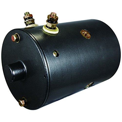 Parts-Player-New-Fisher-Western-Snow-Plow-Motor-Horizontal-Mounting-46-4175-4-Field-Coils-0-1