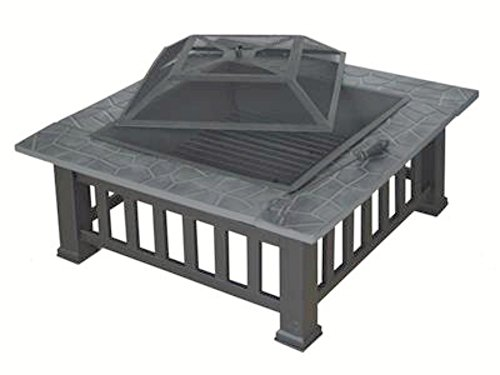 Patio-Fire-Pit-with-Cover-32-Inch-Backyard-Fireplace-Makes-a-Great-Outdoor-Heater-for-Your-Deck-or-Patio-Furniture-0-2