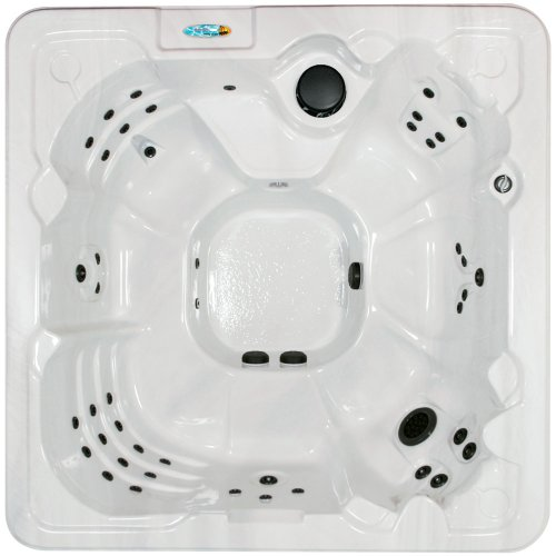 QCA-Spas-Star-Light-8-Person-60-Jet-Spa-in-Silver-Marble-0