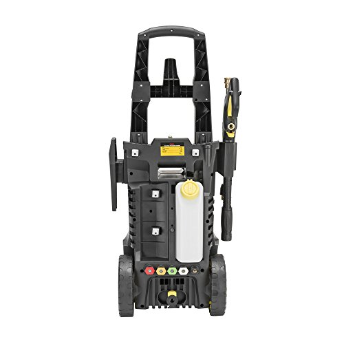 Realm-BY02-BCMH-Electric-Pressure-Washer-2300-PSI-175-GPM-145-Amp-with-Spray-Gun5-Spray-TipsBuilt-in-Soap-DispenserYellow-Black-0-1