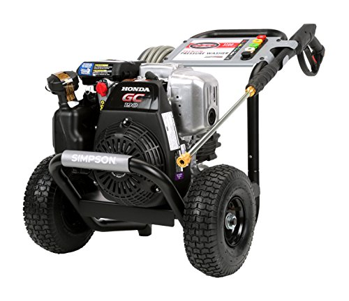 SIMPSON-MSH3125-S-MegaShot-3200-PSI-25-GPM-Honda-GC190-Engine-Gas-Pressure-Washer-0-0