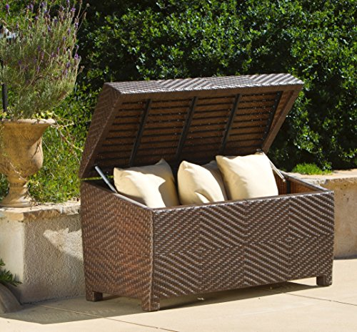 Samu-furniture-Wicker-Outdoor-Storage-Bench-Patio-Garden-Modern-0