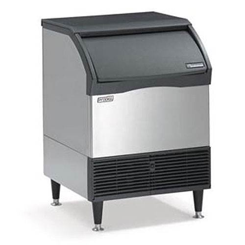 Scotsman-Air-Cool-200-LB-Prod-Prodigy-Ice-Cube-Maker-w-80-LB-Bin-0