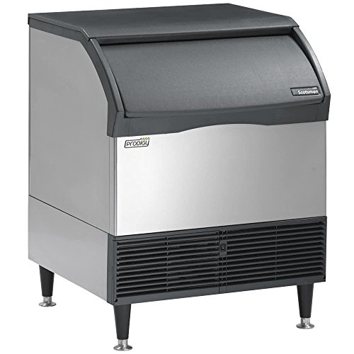 Scotsman-CU3030SA-Prodigy-Self-Contained-Undercounter-Ice-Machine-Air-Condenser-250-lb-Production-110-lb-Storage-0