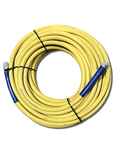 Seattle-Pump-and-Equipment-Company-38-X-50-YELLOW-NON-MARKING-4000-PSI-HOSE-0