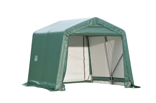ShelterLogic-76869-Green-8x20x8-Peak-Style-Shelter-0